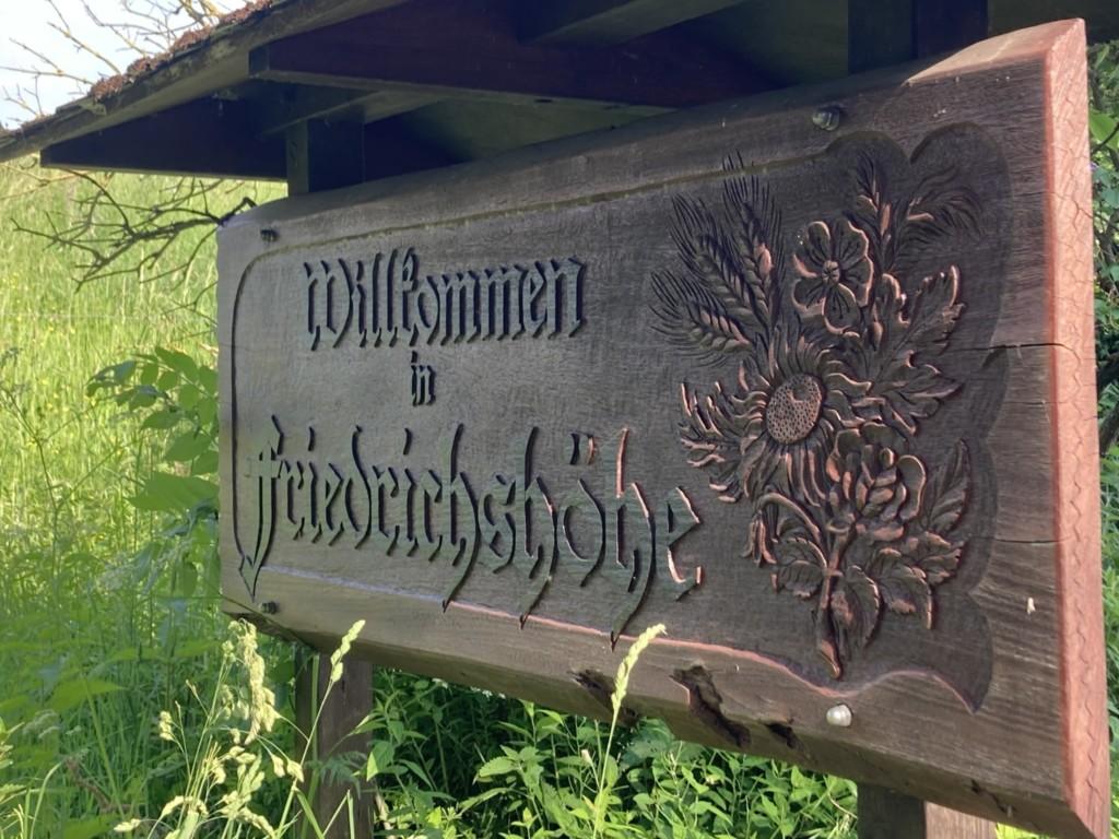 Willkommen in Friedrichshöhe