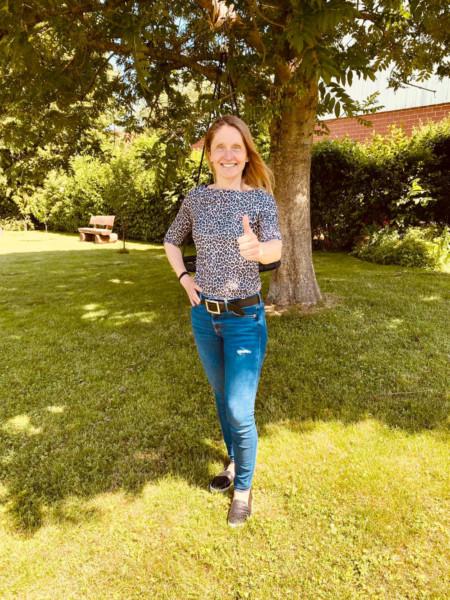Spitzenkandidatin Sandra Schauer-Bolte (Wahlbereich III  - Bückeburg/ Eilsen)